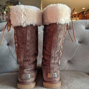 Ugh Upside Tall Boots Size 7